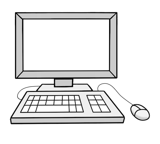 Illustration: Computer.