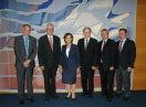 Staatsministerin Müller im Kreis des Expertenrats
