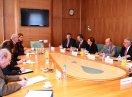 Staatsministerin Müller im Gespräch mit dem tschechischen Vizeminister für Arbeitsförderung und Beschäftigung Jan Marek