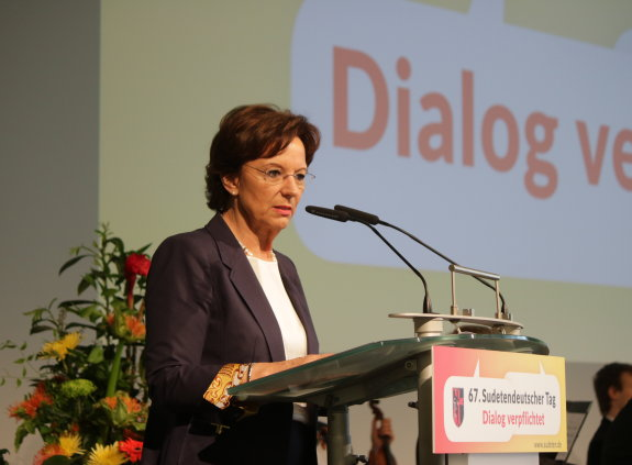 Rede Von Frau Stmin Sudetendeutscher Tag