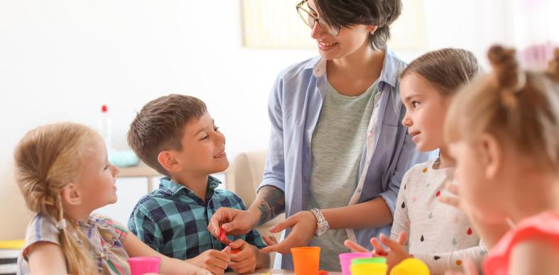 Unterschied Erzieherin Und Kinderpflegerin