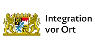 Logo: Integration vor Ort
